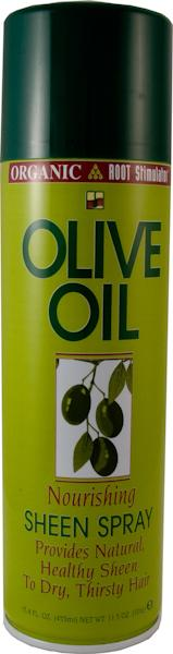 Organic Root Olive Oil Sheen Spray 11.5 oz