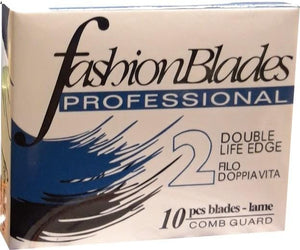 Fashion Blades Professional Double Life Edge 10 peaces