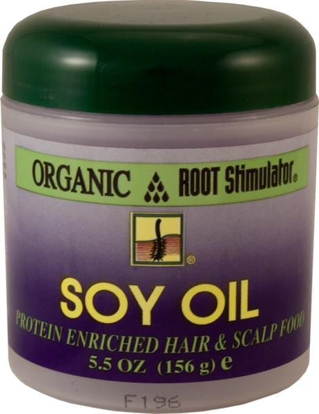 Organic Root Soy Oil 5.5 oz