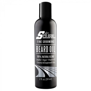 S Curl Beard Oil 59 ml