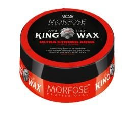 Morfose Wise Hair King Wax Ultra Strong Aqua 175 ml