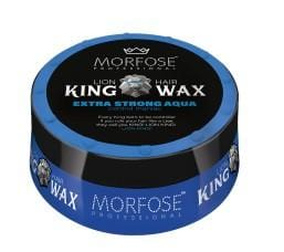 Morfose Lion Hair King Wax Extra Strong Aqua 175 ml