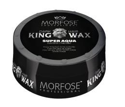 Morfose Dark Hair King Wax Super Aqua 175 ml