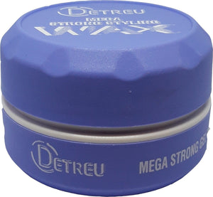 Detreu Mega Strong Styling Wax Gray 150 ml