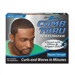 S-Curl Comb Thru Kit Regular