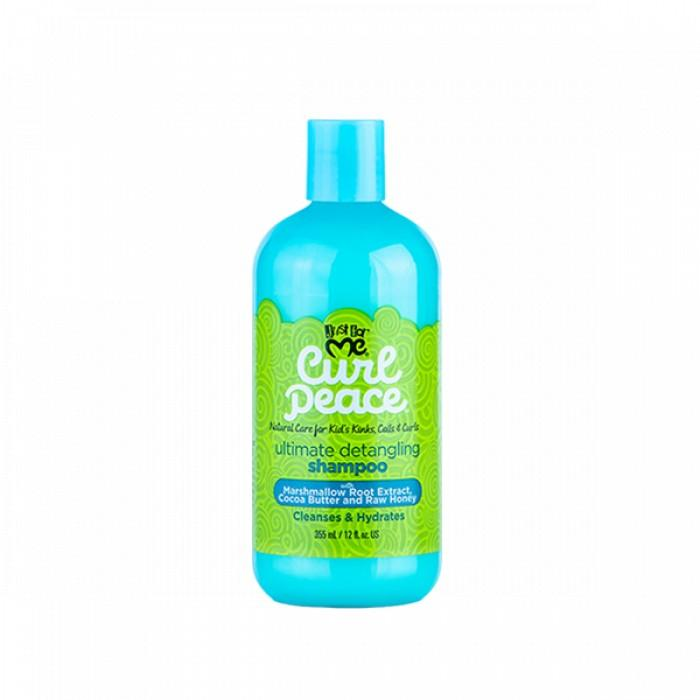 Just For Me Curl Peace Detangling Shampoo 12oz