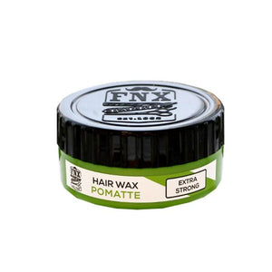 FNX Hair Wax Pomatte Extra Strong 150 ml