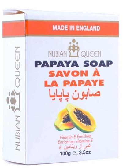 Nubian Papaya Soap 100 g