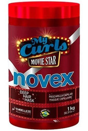 Novex Hair Mask for Curls My Curls Movie Star 1000 g
