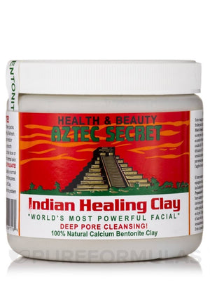 AZTEC Secret Indian Healing Clay Deep Pore Cleansing 500 ml