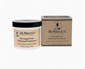 Dr Miracle's Damaged Hair Medicated Treatment 339g