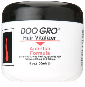 Doo Gro Hair Vitalizer Anti-Itch Formula 100 ml