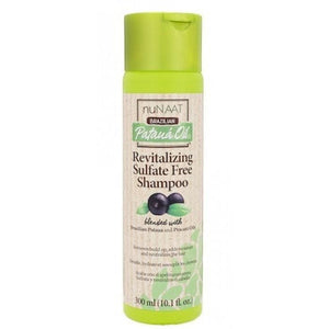 Nunaat Brazilian Revitalizing Sulfate Shampoo 300 ml