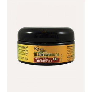 Kuza Jamaican Black Castor Oil Moisturizing Locking Gel 118 ml