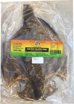 Tilapia Salted Fish 335 g