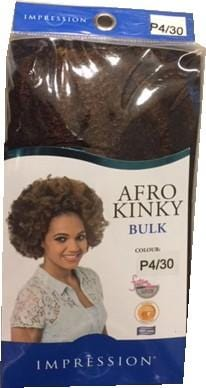 Impression Afro Kinky Bulk Color P4/30