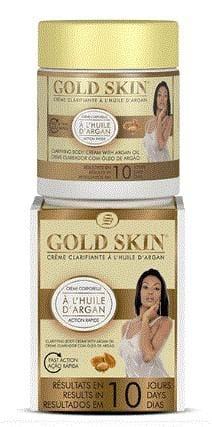 Golden Skin Clarifying Body Cream Argan Oil 10 days 140 ml