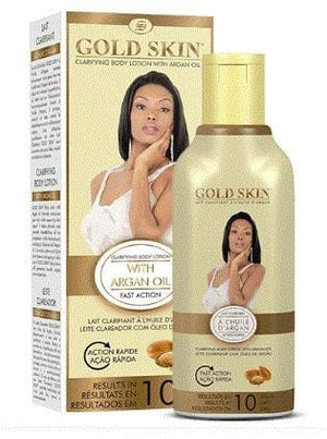 Gold Skin Clarifying Argan Body Lotion 250 ml