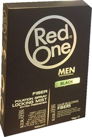 Redone Fiber Fixations  Spray Locking Mist  Black 100 ml