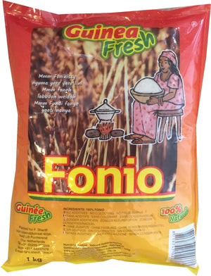 Guinea Fresh Natural Fonio 1 kg