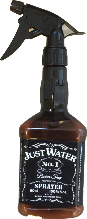 Just Water Whisky Water Spray Bottle 60 cl