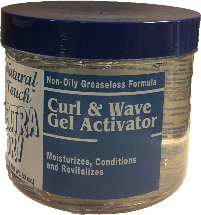 Natural Touch Extra Dry Curl and Wave Gel Activator 850 g