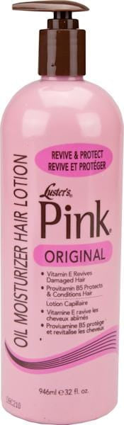 Pink Oil Moisturizer Hair Lotion 32 oz