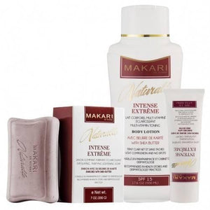 MAKARI NATURELLE INTENSE EXTREME SET 3 PIECES