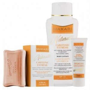 MAKARI NATURELLE CAROTONIC EXTREME SET 3 PIECES