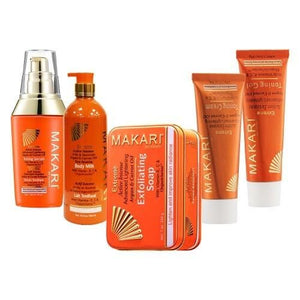 Makari producten -   Extreme Carrot & Argan Gift Set  5 Pieces