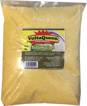 Volta Queen Yellow Gari 2 kg