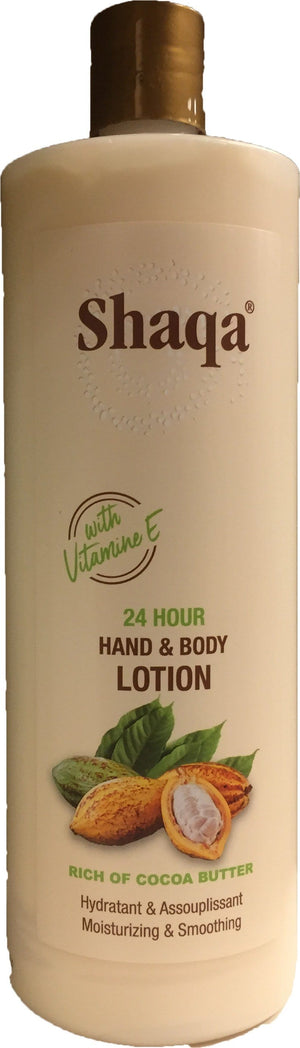 Shaqa Hand and Body Lotion 500 ml