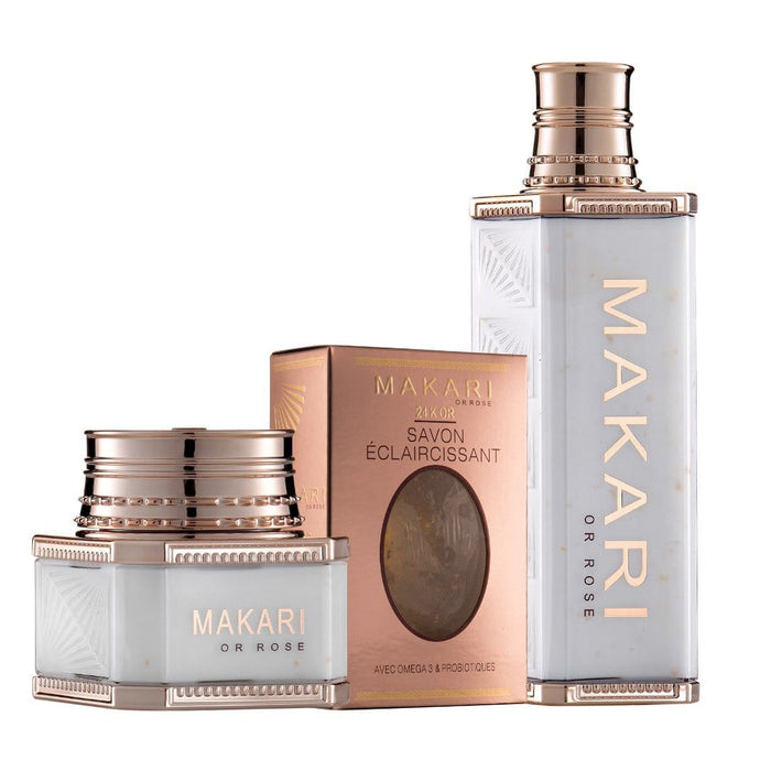 Makari products -  24k Replenish Set 3 pieces