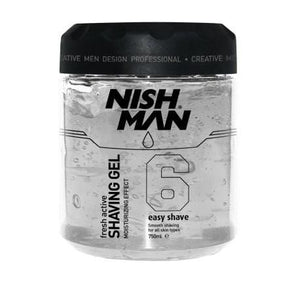 Nishman Shaving Gel Easy Shave 750ml