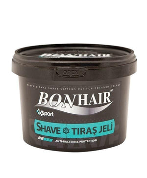 Bonhair Shaving Gel Sport 500 ml