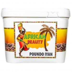 African Beauty Pound Iyan 8 kg