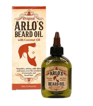 Arlo's Beard Coconut Oil 75 ml