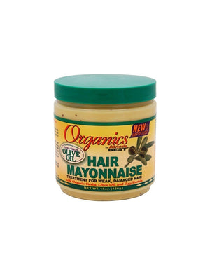 Africa's Best Organics Hair Mayonaise 15 oz