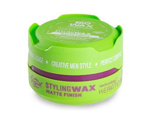 Hairwax Biowax Keratin Professional Green 150 ml