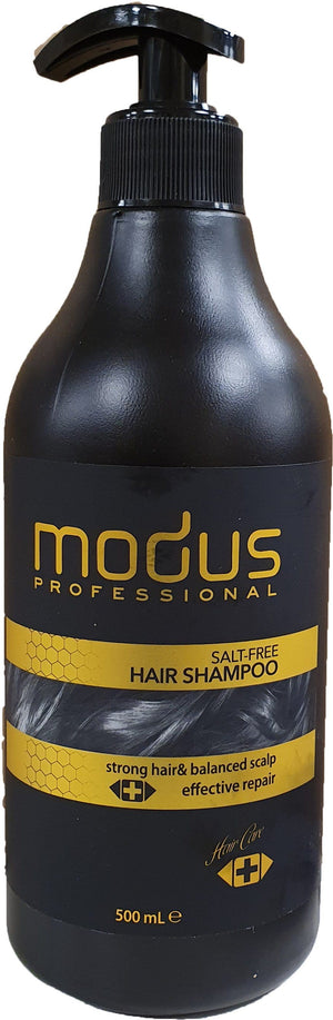 Modus Salt-Free Hair Shampoo 500 ml