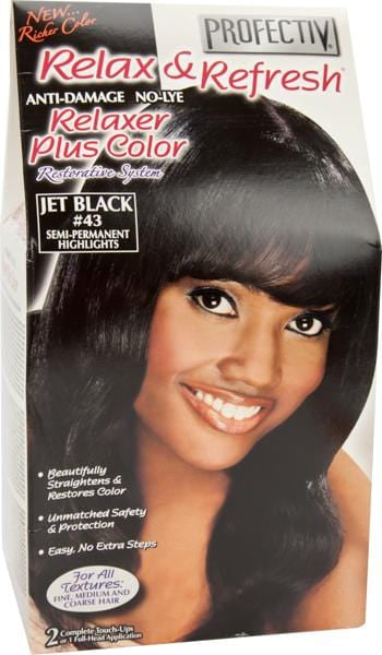 Profectiv Relaxer Plus Color 43 Jet Black