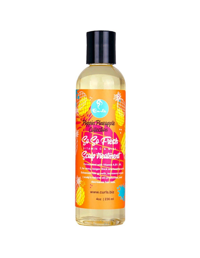 Curls Pineapple So So Fresh Scalp Treatment 8oz
