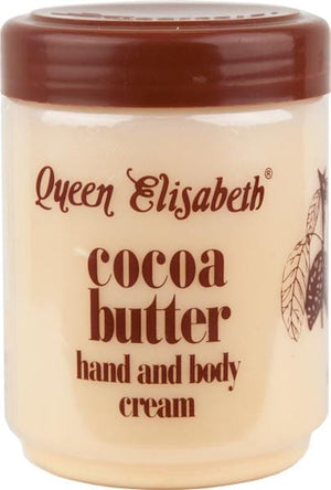 Queen Elisabeth Cocoa Butter Cream 500 ml