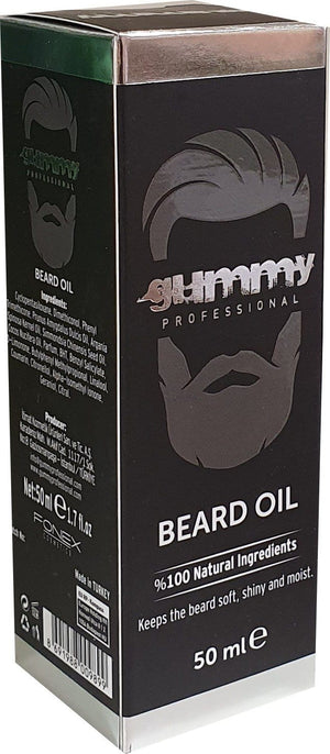 Gummy Professional Beard Oil 50 ml