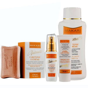 Makari Products -  Carotonic Extreme 4 pieces set