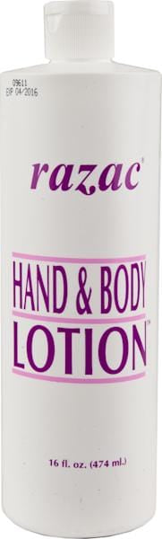 Razac Hand & Body Lotion 16 oz