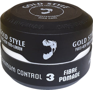 Gold Style Fibre Pomade 3 150 ml