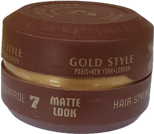 Gold Style Hair Styling Matte Look 150 ml