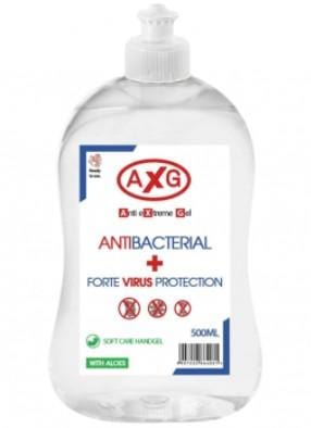 AXG ANTIBACTERIAL FORTE VIRUS PROTECTION 500 ML