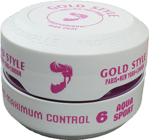 Gold Style Aqua Sport Styling Wax 150 ml